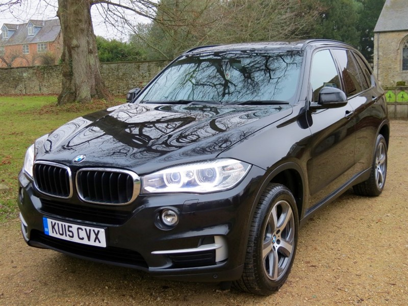 used BMW X5 XDRIVE30D SE in northamptonshire