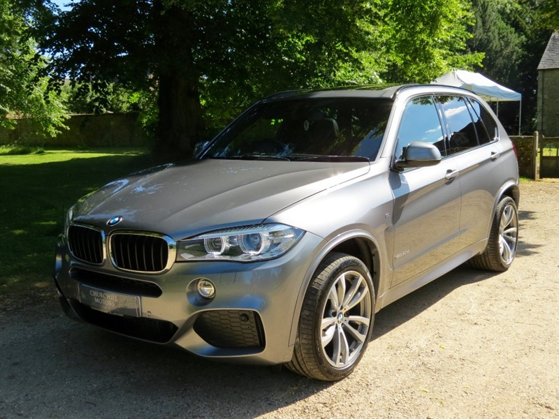 used BMW X5 XDRIVE 30D M SPORT in northamptonshire