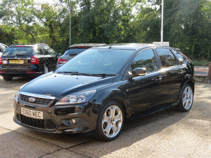 used Ford Focus ZETEC S TDCI in northamptonshire