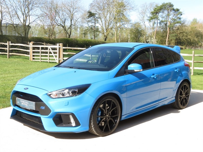 used Ford Focus RS in northamptonshire