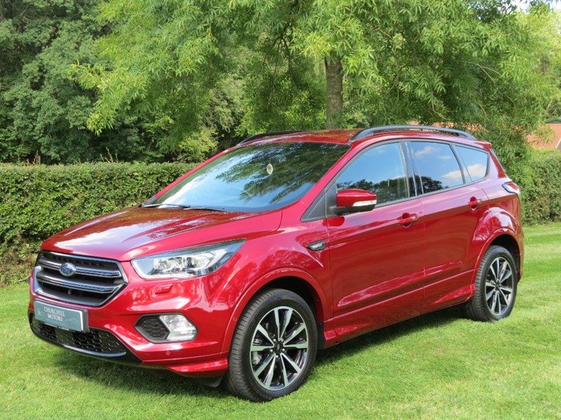 used Ford Kuga ST-LINE in northamptonshire