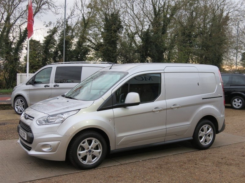 used Ford Transit Connect 200 LIMITED P/V in northamptonshire