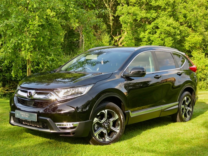 used Honda CR-V I-VTEC SR in northamptonshire