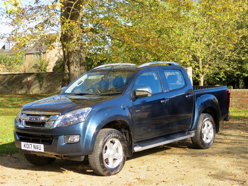 used Isuzu D-Max TD UTAH VISION DCB in northamptonshire