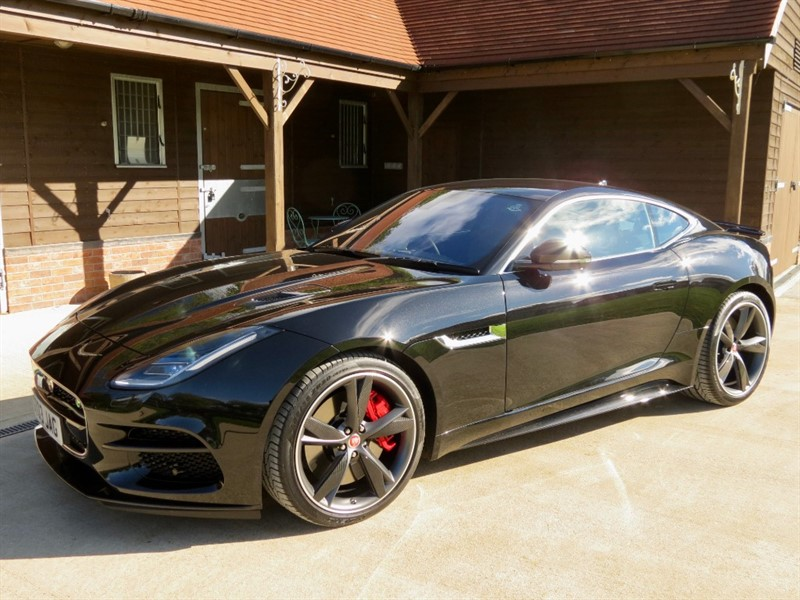 used Jaguar F-Type V8 R AWD in northamptonshire