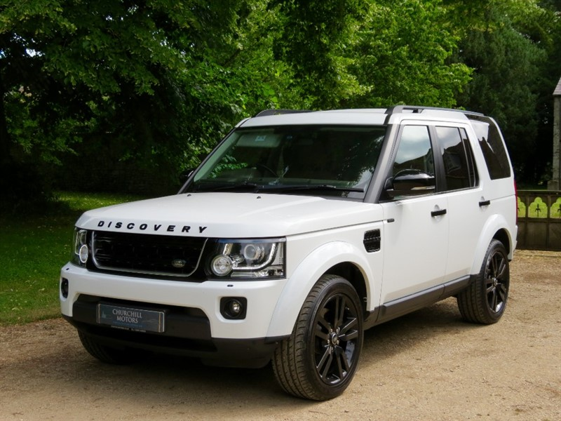 used Land Rover Discovery SDV6 SE TECH in northamptonshire