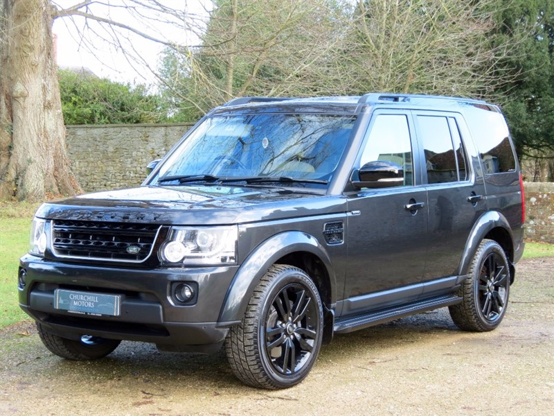 used Land Rover Discovery SDV6 HSE in northamptonshire