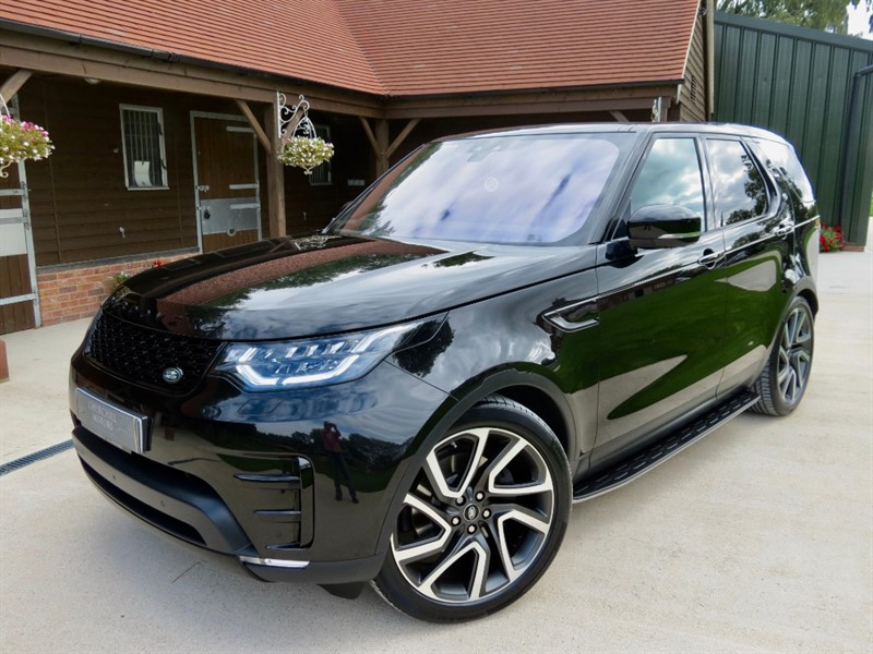 used Land Rover Discovery TD6 HSE LUXURY in northamptonshire