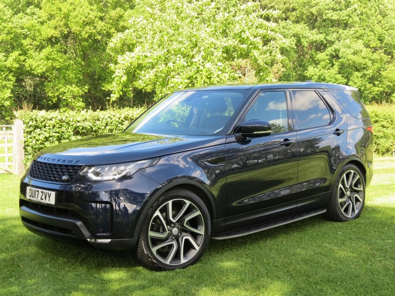 used Land Rover Discovery TD6 HSE in northamptonshire