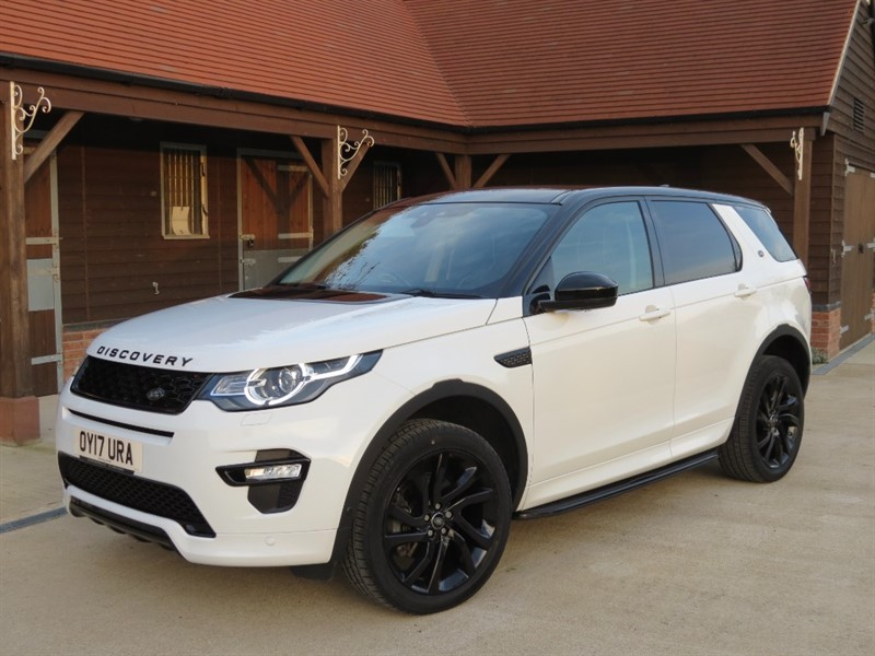 used Land Rover Discovery Sport TD4 HSE DYNAMIC LUX in northamptonshire