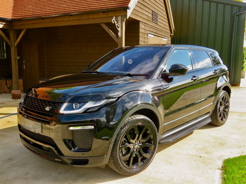 used Land Rover Range Rover Evoque TD4 HSE DYNAMIC LUX in northamptonshire