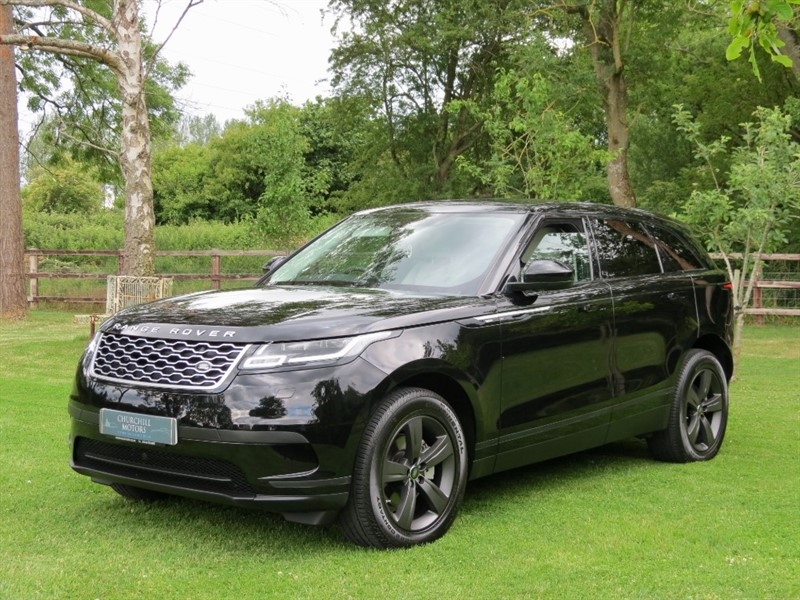 used Land Rover Range Rover Velar S in northamptonshire