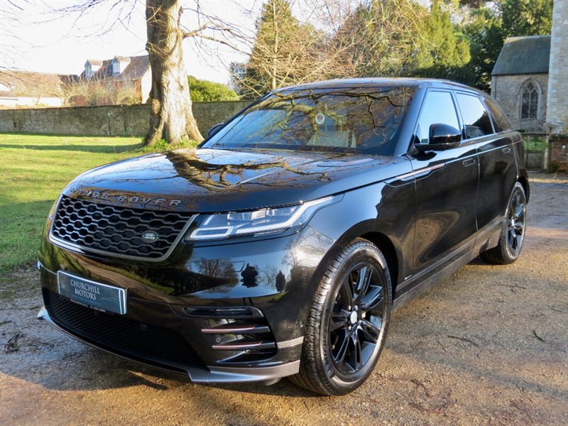 used Land Rover Range Rover Velar R-DYNAMIC SE in northamptonshire