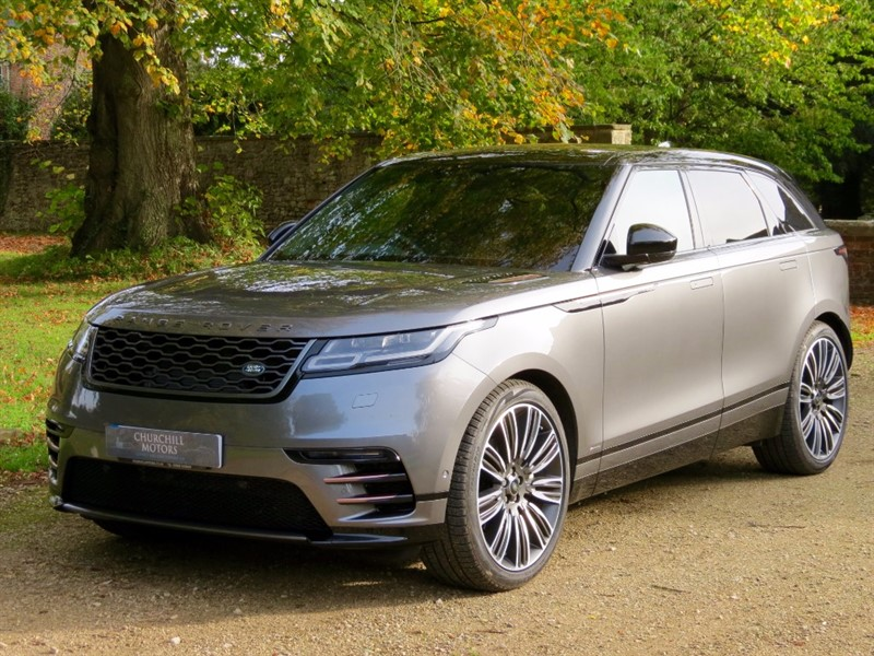 used Land Rover Range Rover Velar R-DYNAMIC SE in northamptonshire