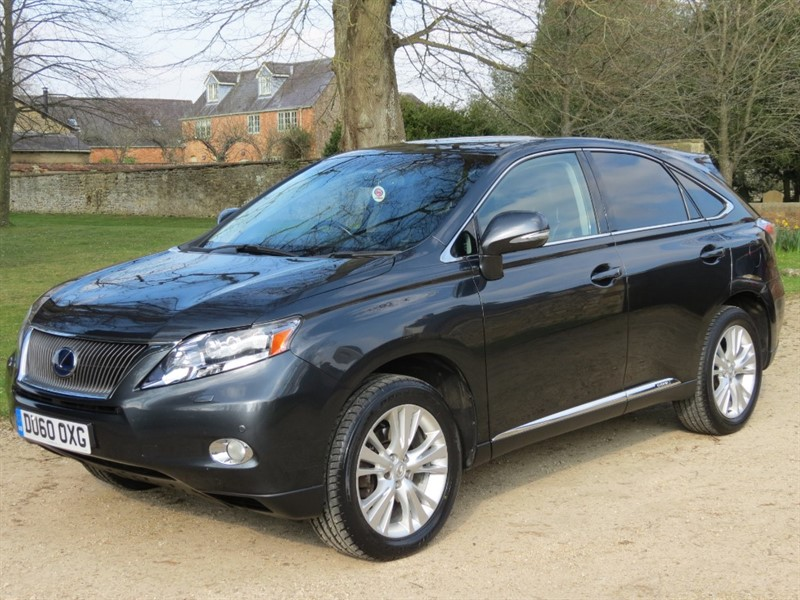 used Lexus RX 450H SE-L in northamptonshire