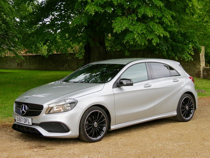 used Mercedes A200 AMG LINE in northamptonshire
