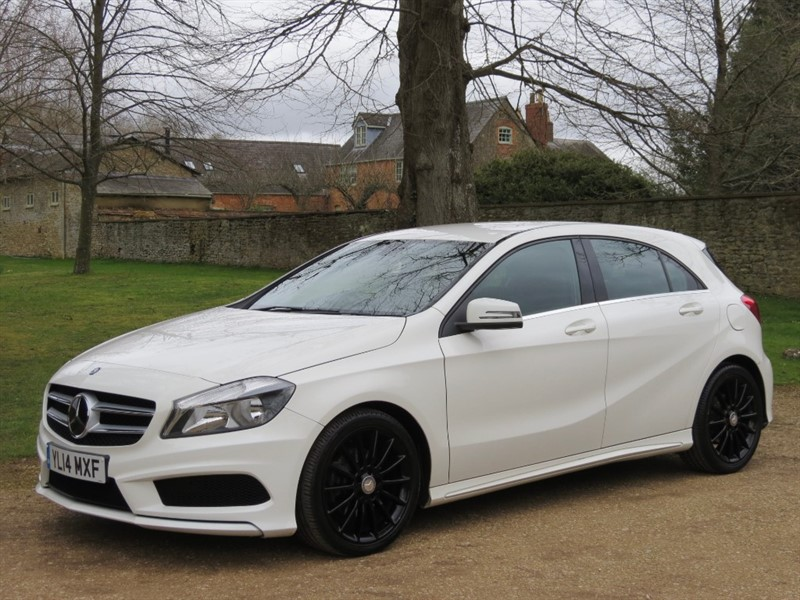 used Mercedes A200 CDI AMG SPORT in northamptonshire