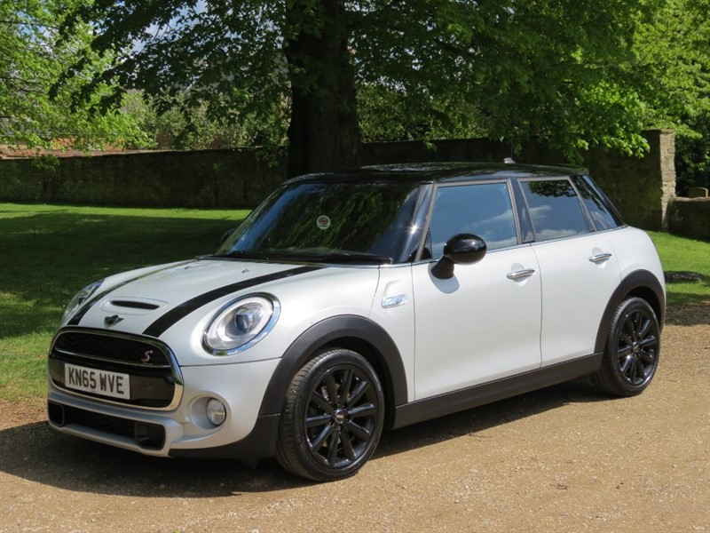 used MINI Hatch COOPER SD in northamptonshire