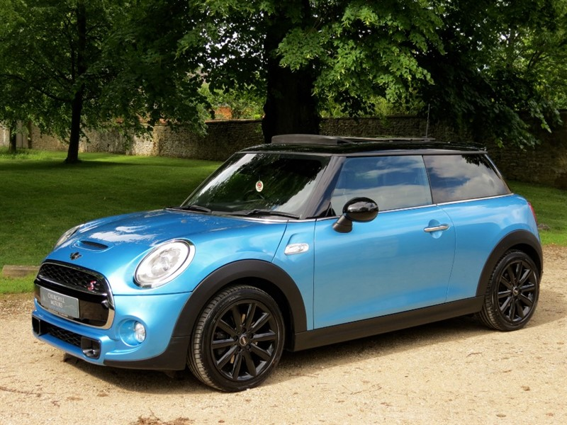 used MINI Hatch COOPER S in northamptonshire