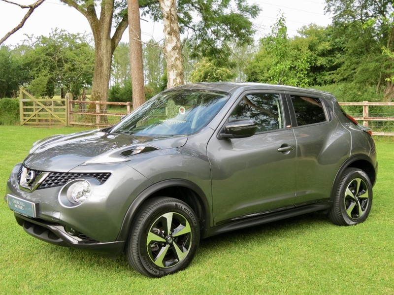 used Nissan Juke BOSE PERSONAL EDITION in northamptonshire