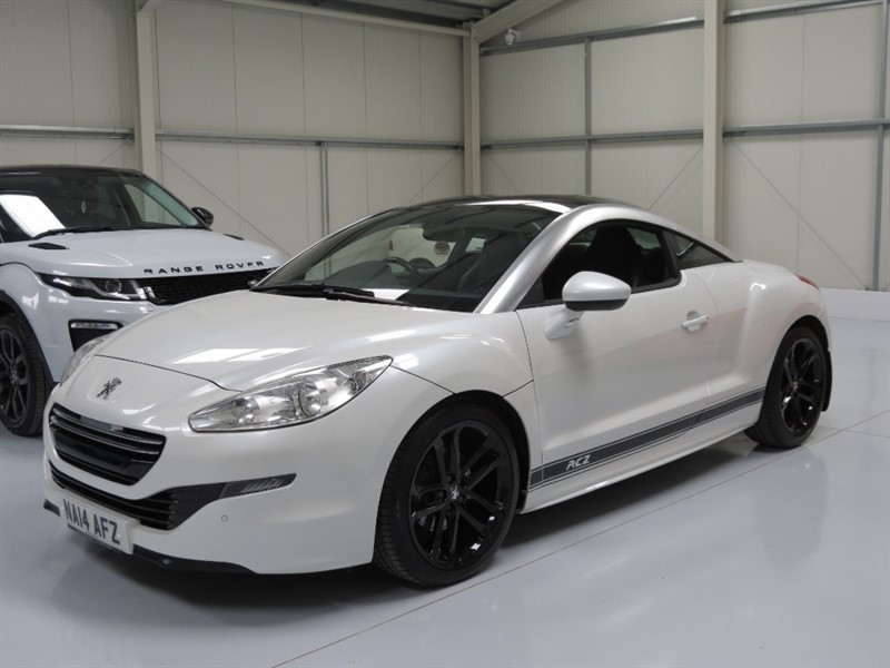 used Peugeot RCZ THP GT in northamptonshire