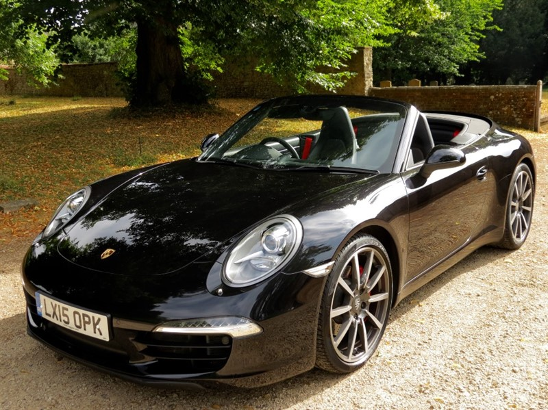 used Porsche 911 CARRERA S PDK in northamptonshire