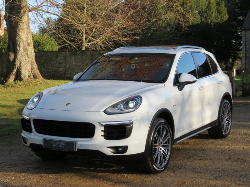 used Porsche Cayenne D V6 TIPTRONIC S in northamptonshire