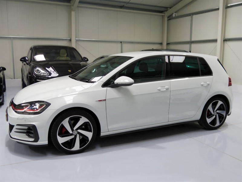 used VW Golf GTI TSI DSG in northamptonshire