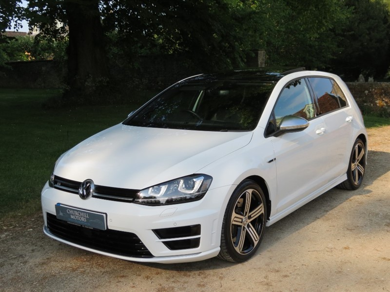 used VW Golf R in northamptonshire