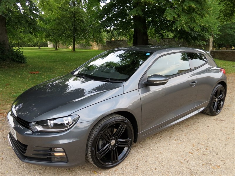 used VW Scirocco R LINE TSI BLUEMOTION TECHNOLOGY in northamptonshire