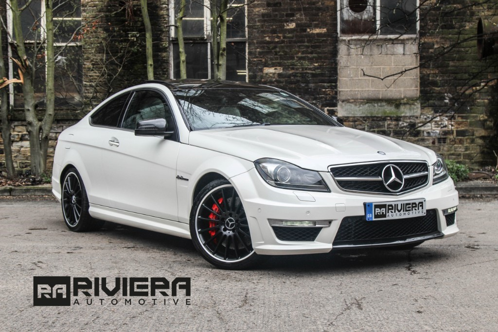 used Mercedes C63 AMG  in west-yorkshire