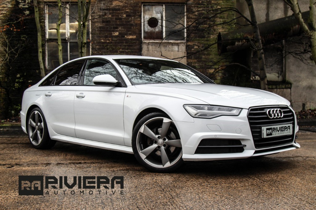 used Audi 100 TDI ULTRA S LINE BLACK EDITION in west-yorkshire