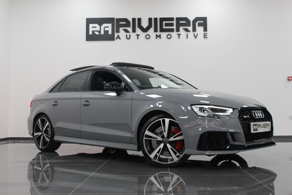 used Audi RS3 RS 3 QUATTRO in west-yorkshire