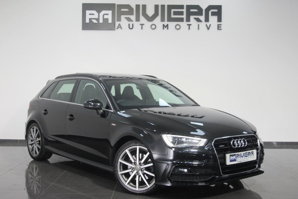 used Audi A3 TDI S line Sportback Tronic Quattro 5dr in west-yorkshire