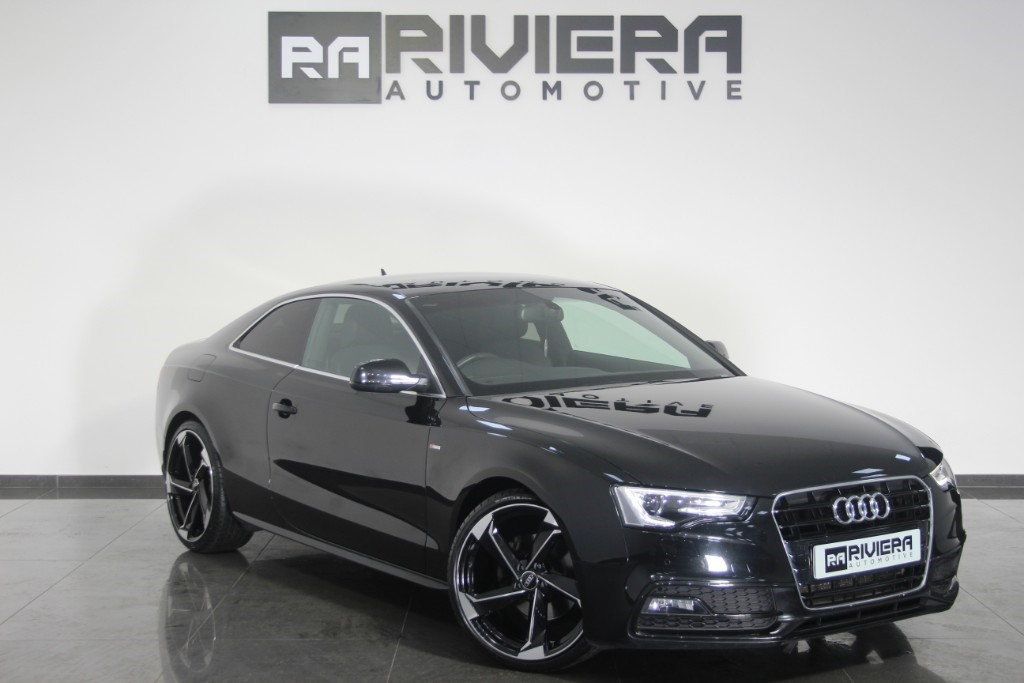 used Audi A5 2.0 TDI S line Multitronic 2dr in west-yorkshire