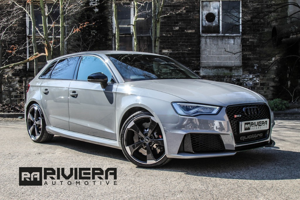 used Audi RS3 SPORTBACK QUATTRO NAV in west-yorkshire
