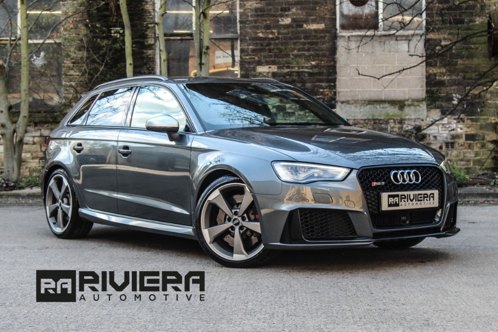 used Audi RS3 SPORTBACK QUATTRO in west-yorkshire