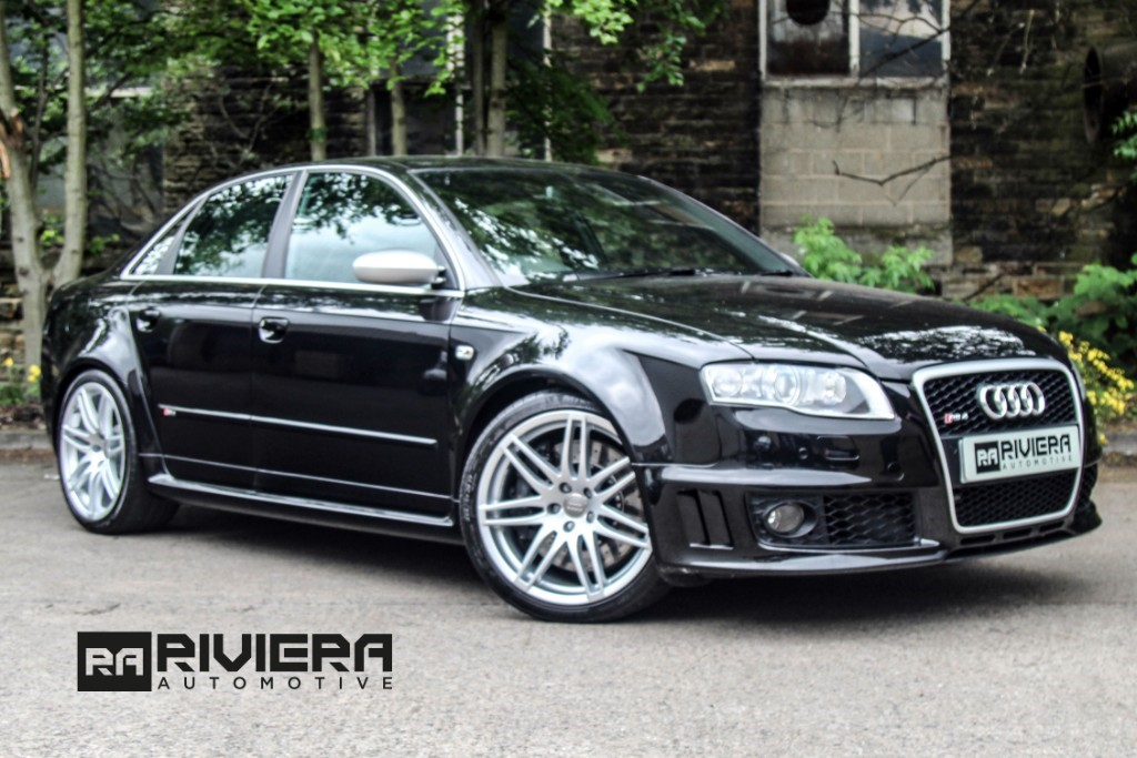 used Audi RS4 QUATTRO in west-yorkshire
