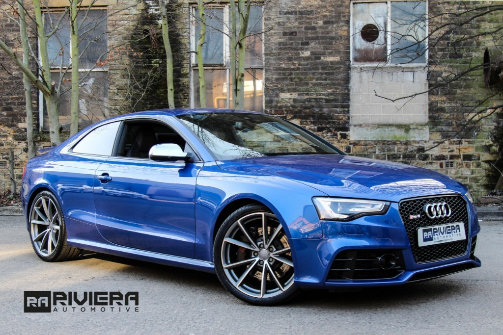 used Audi RS5 FSI QUATTRO in west-yorkshire