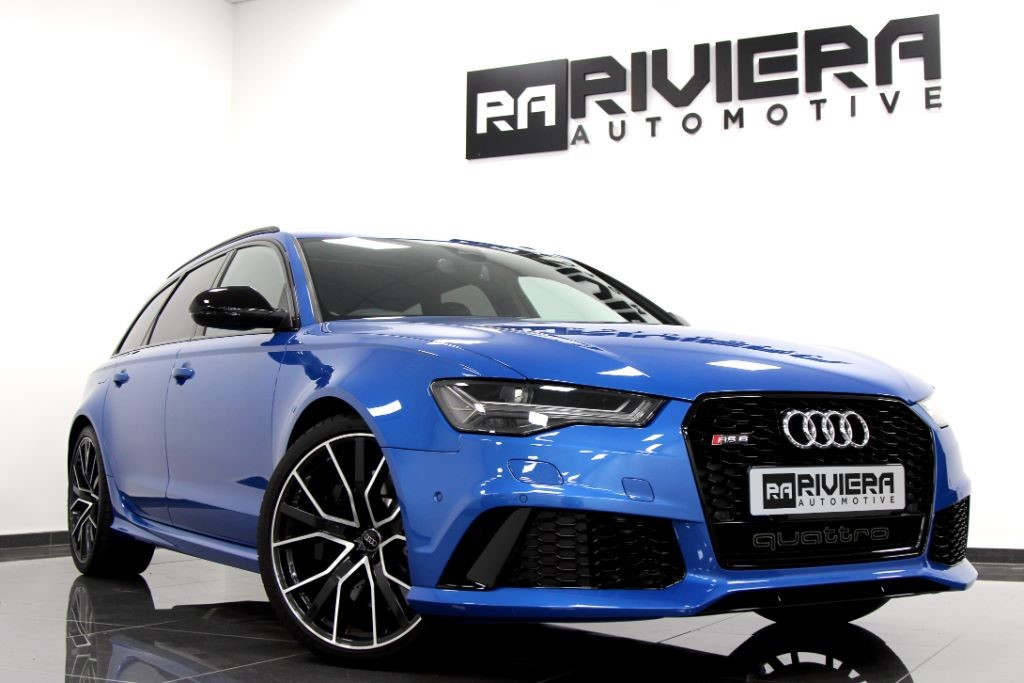 used Audi RS6 Avant Performance RS6 PLUS AVANT TFSI QUATTRO in west-yorkshire