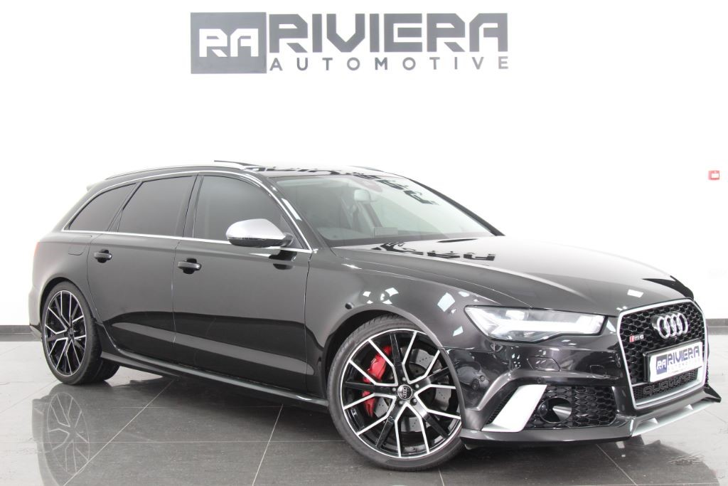 used Audi RS6 RS6 AVANT TFSI V8 QUATTRO in west-yorkshire