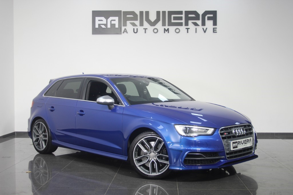 used Audi S3 SPORTBACK QUATTRO in west-yorkshire
