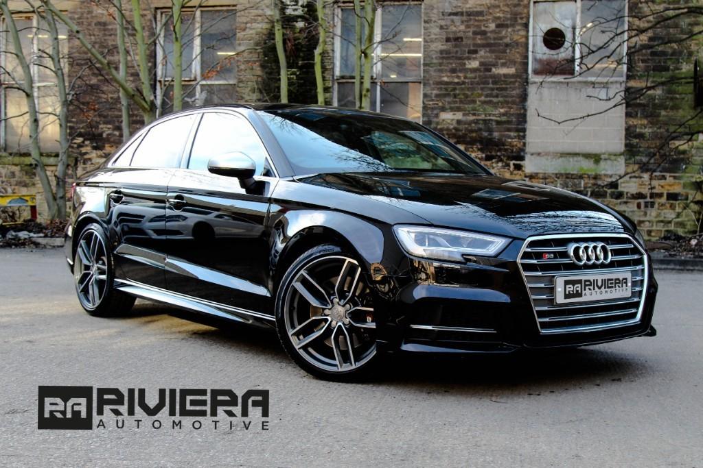 used Audi S3 QUATTRO in west-yorkshire