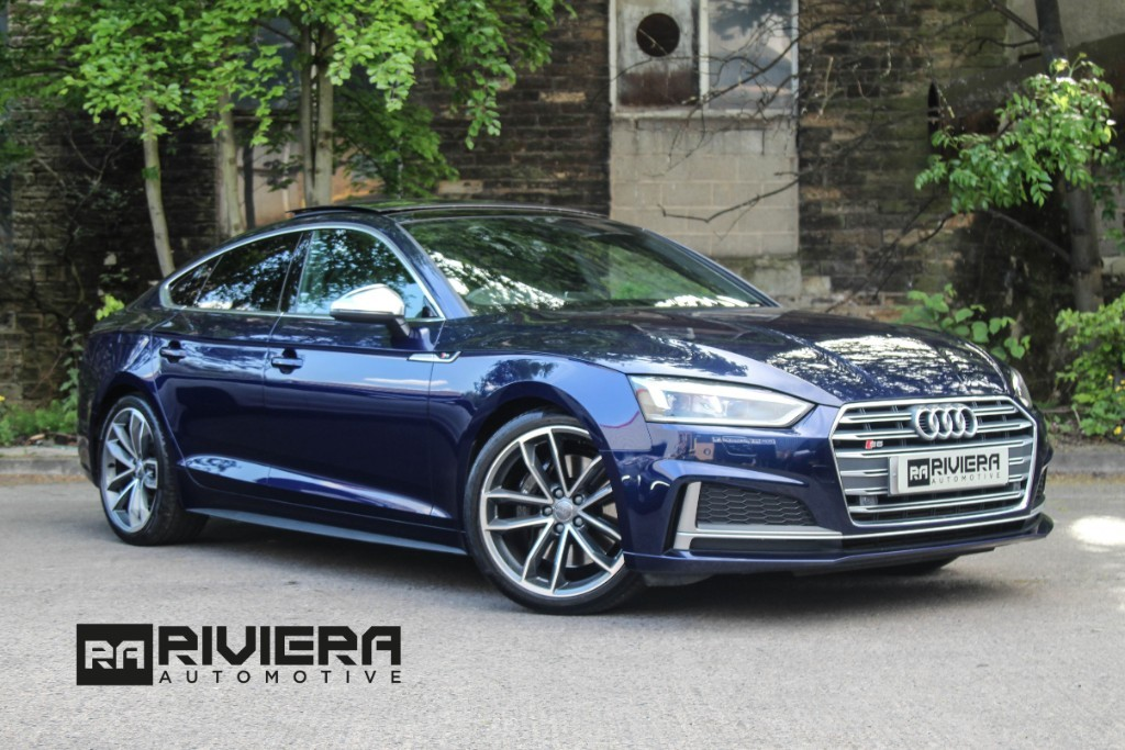 used Audi S5 SPORTBACK TFSI QUATTRO in west-yorkshire
