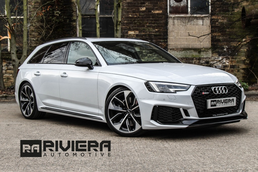 used Audi RS4 Avant RS 4 TFSI QUATTRO in west-yorkshire