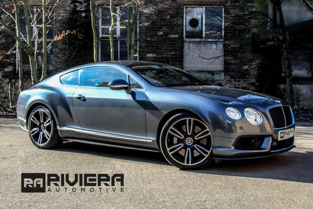 used Bentley Continental GT V8 in west-yorkshire