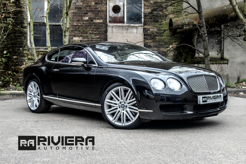 used Bentley Continental GT in west-yorkshire