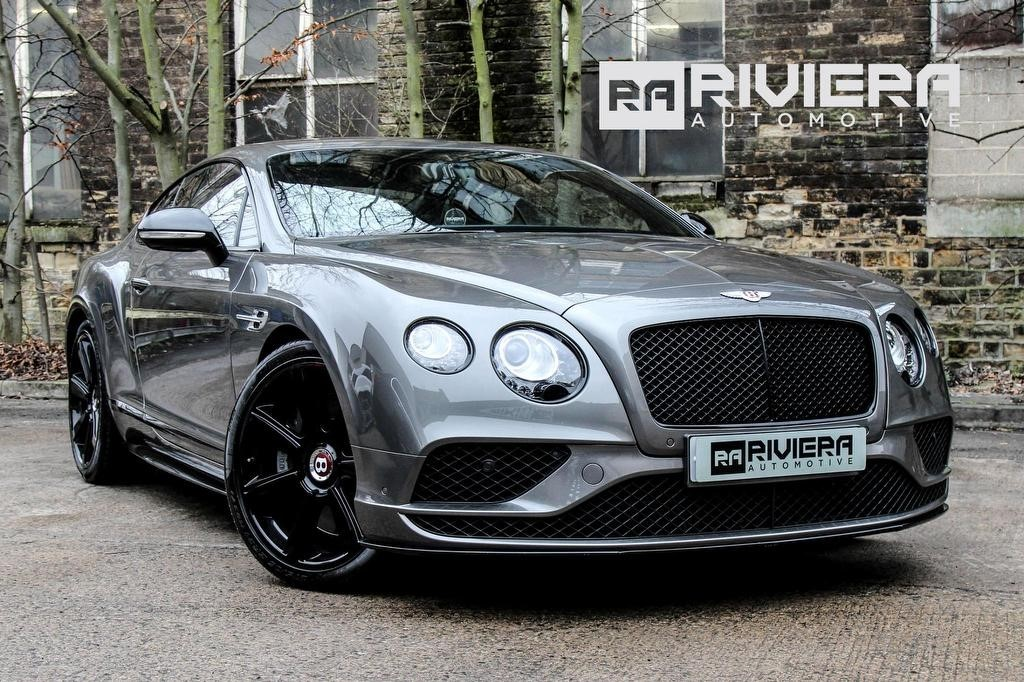 used Bentley Continental GT V8 GT S 2dr in west-yorkshire