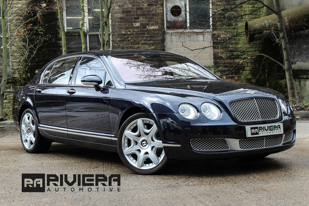 used Bentley Continental FLYING SPUR 5 STR in west-yorkshire