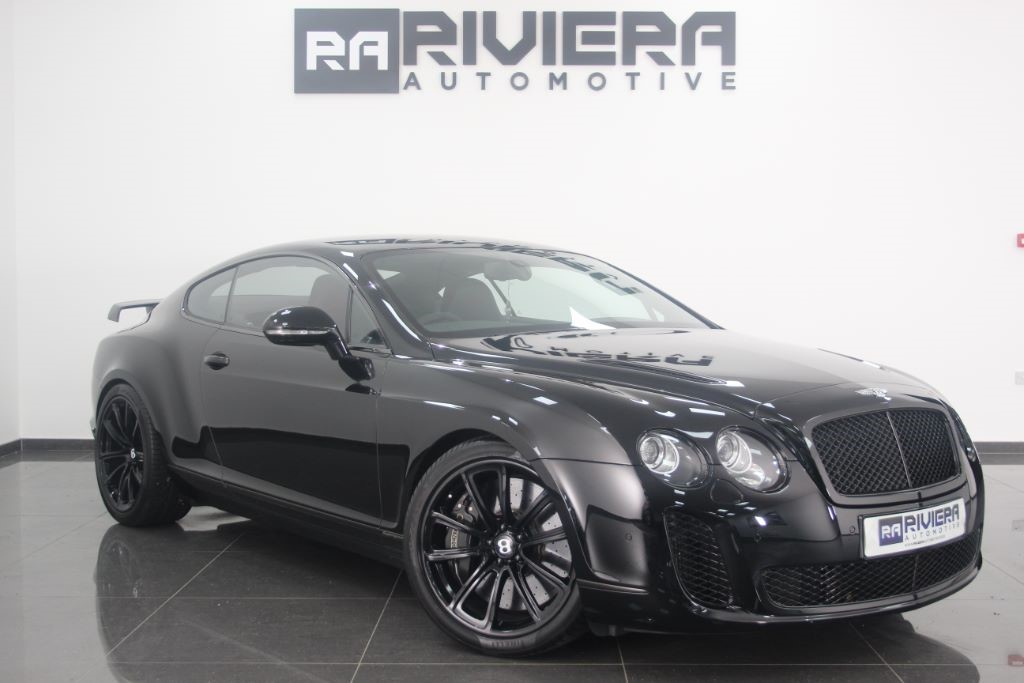 used Bentley Continental Supersports 6.0 GT  in west-yorkshire